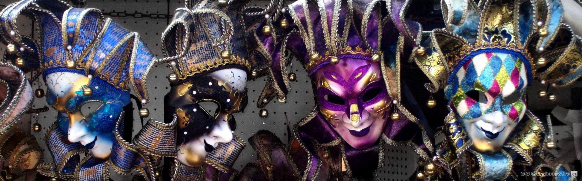 Italy, Venice, San Marco, carnival mask