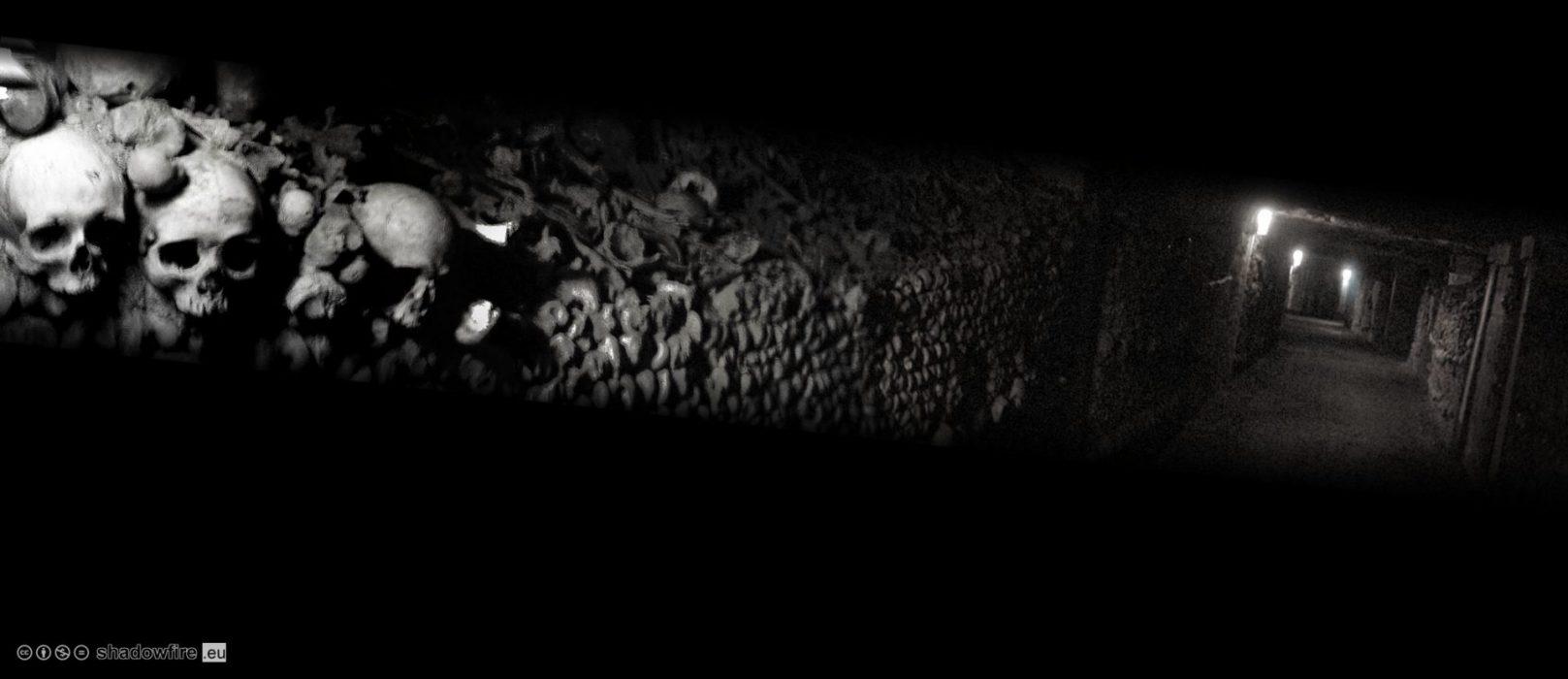 France, Paris, Catacombes