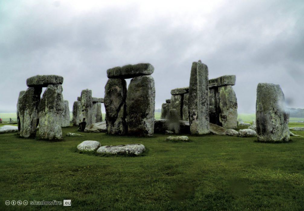 United Kingdom, England, Amesbury, Stonehenge